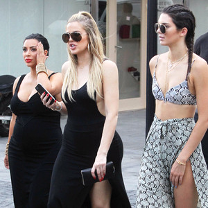 Kim Kardashian, Kendall Jenner, Khloe Kardashian