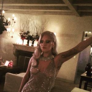 Lady Gaga, Instagram