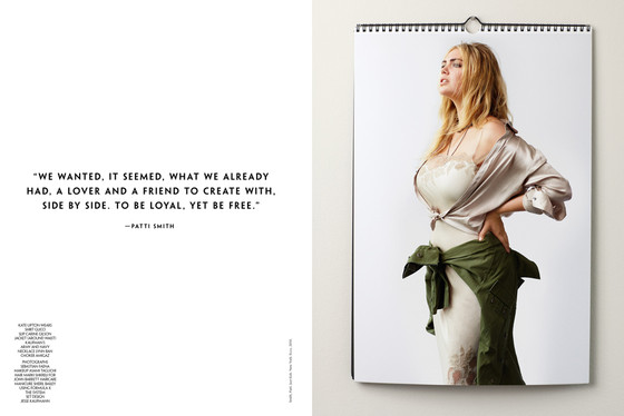 Kate Upton CR Fashion Men's Book