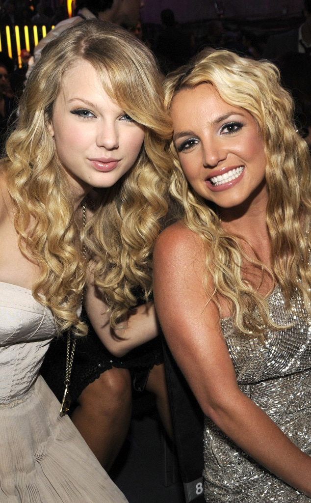 Taylor Swift, Britney Spears