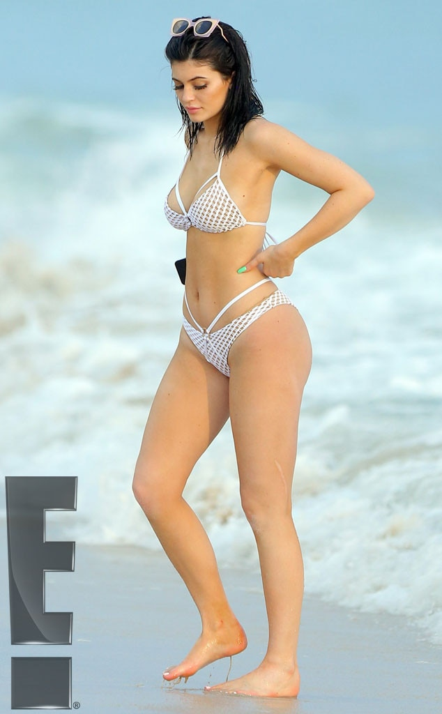 Kylie Jenner, Mexico, Exclusive