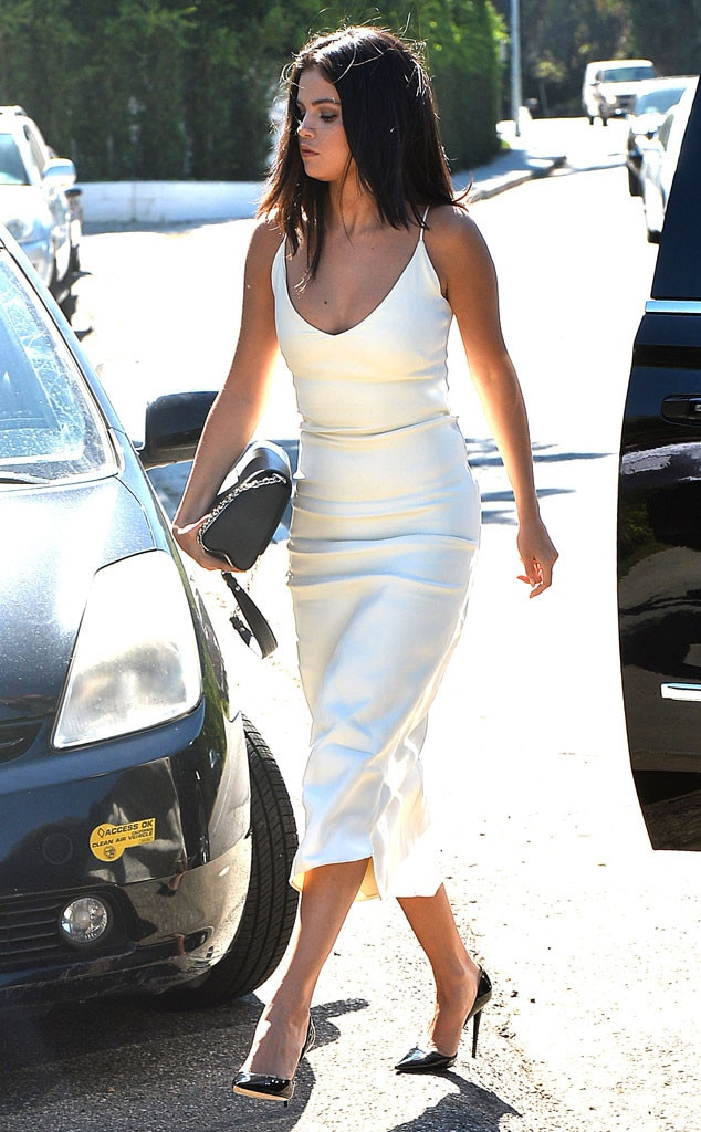 Femme Fierce From Selena Gomez 39 S Street Style E News