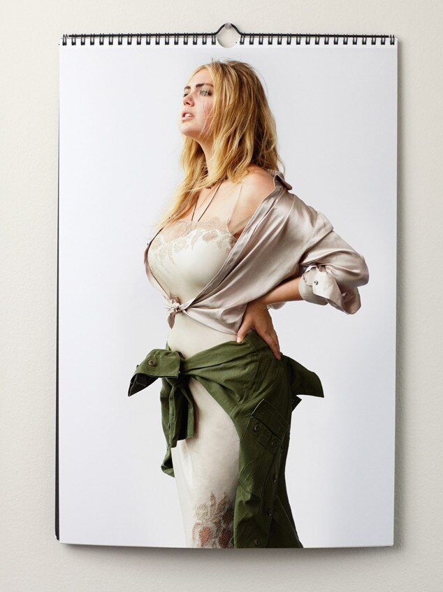 Kate Upton CR Fashion Men's Book