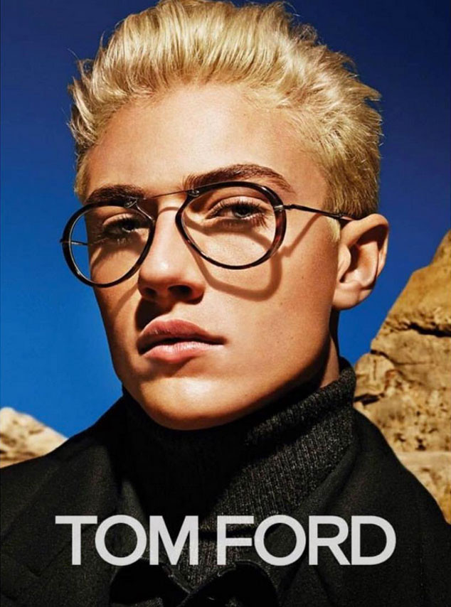 Lucky Blue Smith, Tom Ford