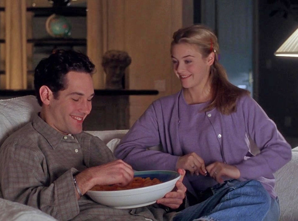 Alicia Silverstone as Cher in Clueless secretly adored her ex-step brother