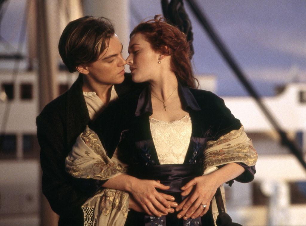 '90s Movies Couples, Titanic