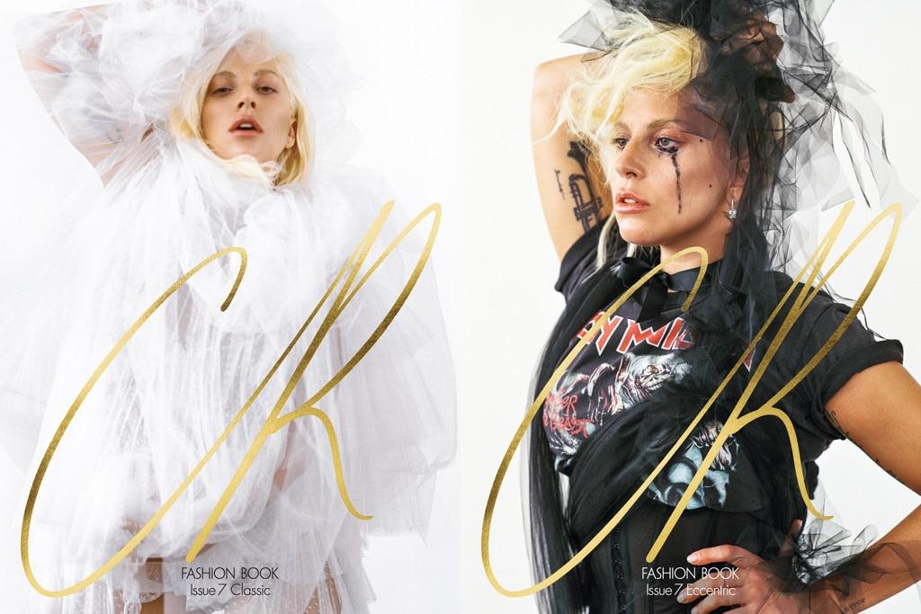 Lady Gaga, CR Fashion Book
