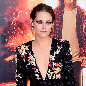 Kristen Stewart Thinks Anti-Depressants Are ''Bizarre,'' Admits Her First Kiss Was ''F--king Repulsive''