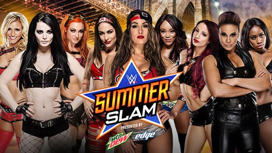Summerslam WWE