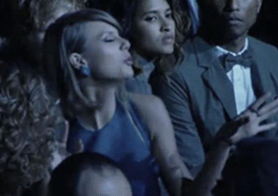 Taylor Swift Dancing, Grammys