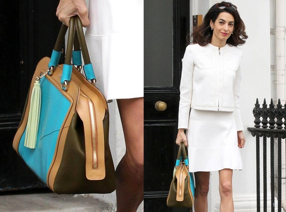 Amal Clooney, Accessories