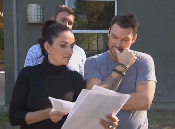 Flipping Out, Brian Austin Green