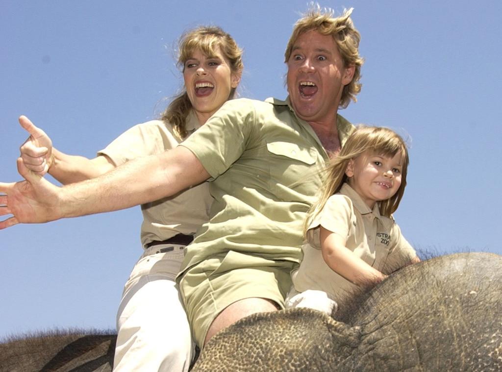 Steve Irwin, Terri Irwin, Bindi Irwin