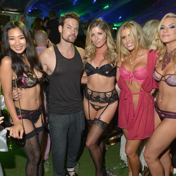 Playboy Mansion Frauen