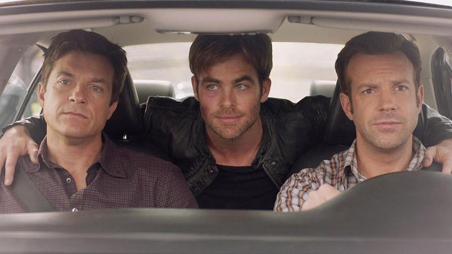 Horrible Bosses 2, Jason Bateman, Chris Pine, Jason Sudeikis