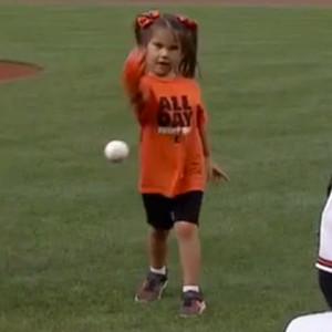 Hailey Dawson, Orioles