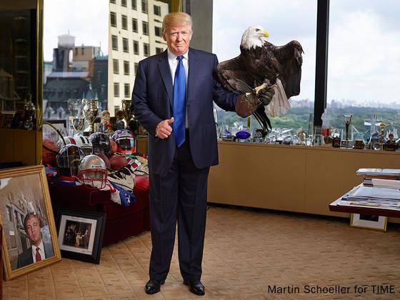 Donald Trump, TIME Magazine