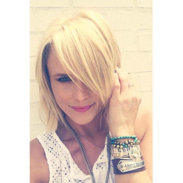Miranda Lambert, hair