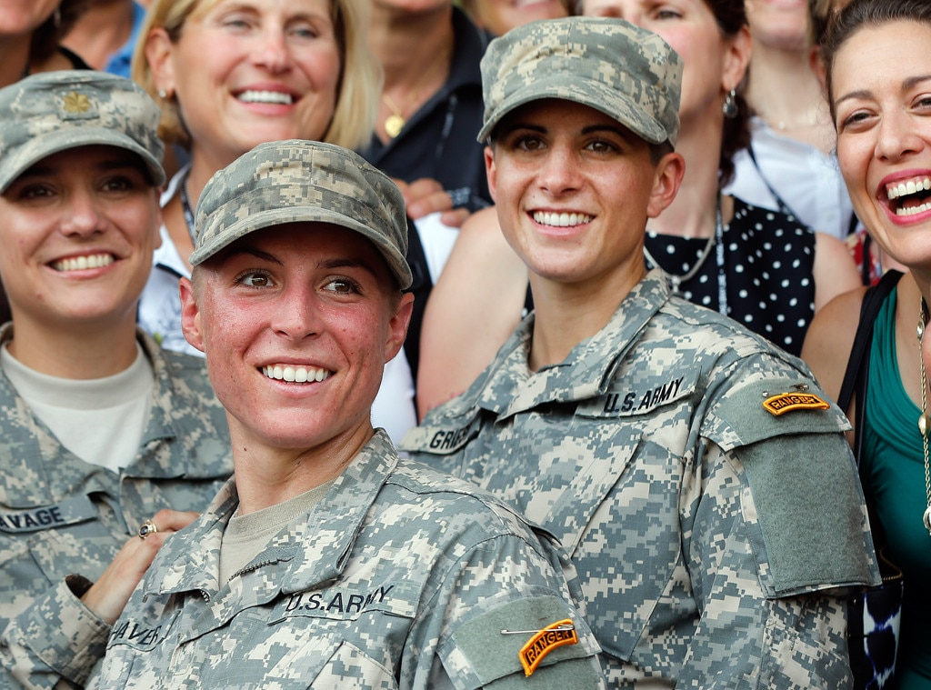 Shaye Haver, Kristen Griest, Army Ranger