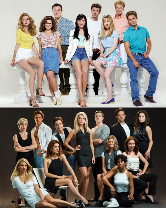 The Unauthorized Beverly Hills, 90210 Story, Melrose Place