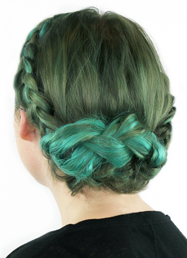 ESC, Blue Unicorn Hair