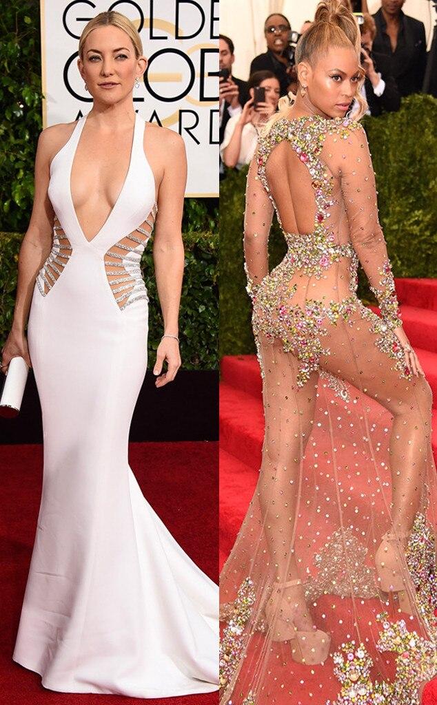 Best of Summer Trends, Cut Out Dresses v. Naked Dresses