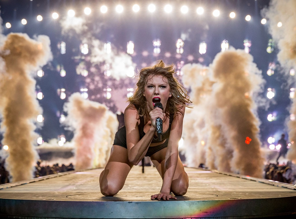 Taylor Swift Concert Instagram