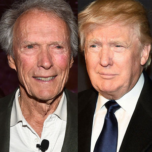 Clint Eastwood, Donald Trump