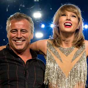 Taylor Swift Concert, Matt LeBlanc, Chris Rock, Sean O'Pry