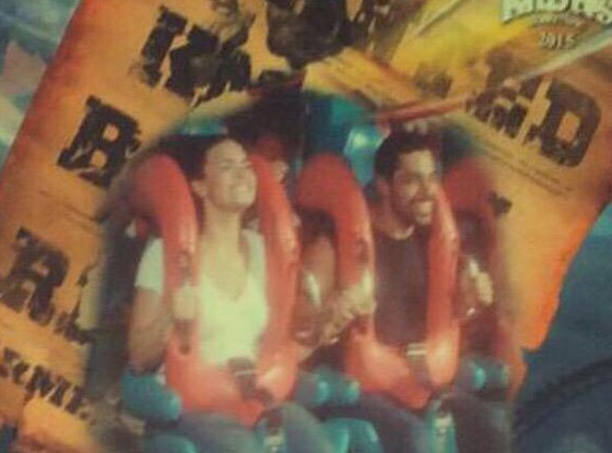 Demi Lovato, Wilmer Valderamma
