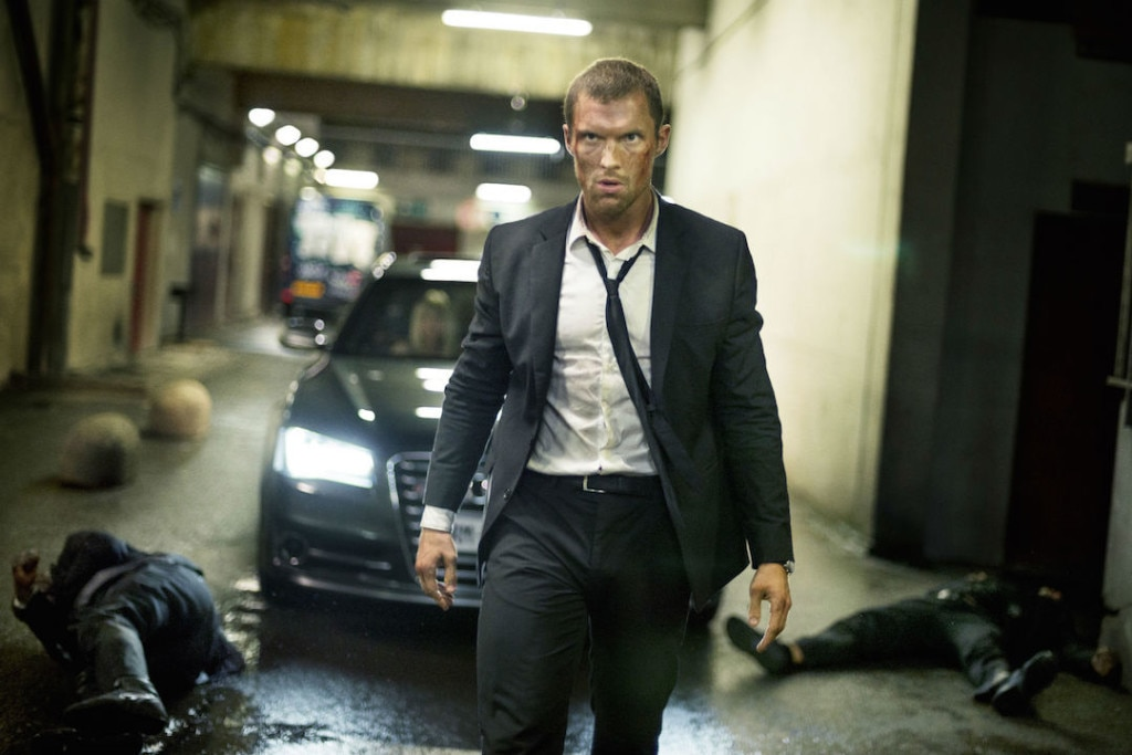 The Transporter Refueled, Ed Skrein