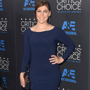 Mayim Bialik, Critics' Choice Television Awards