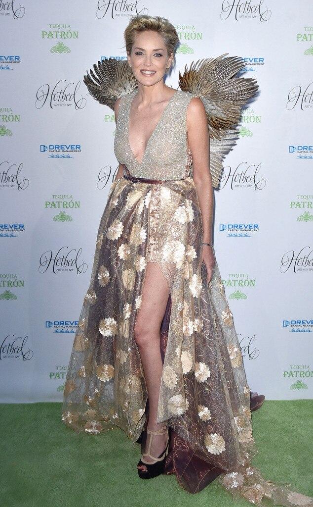 Sharon Stone, Wings