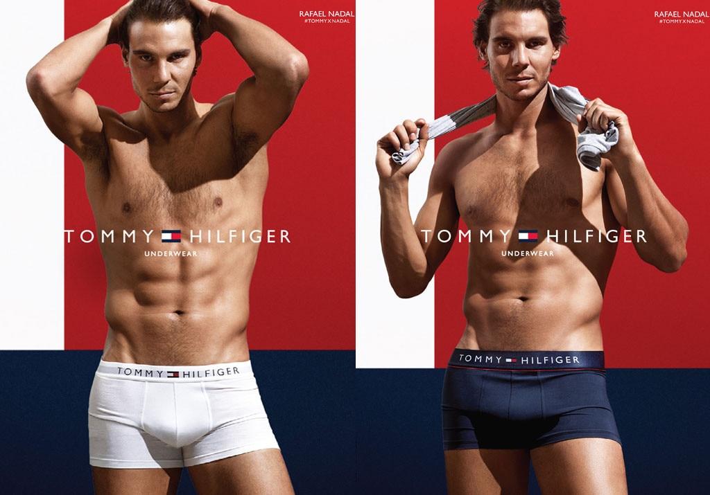 Rafael Nadal for Tommy Hilfiger