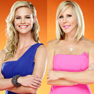 Vicki Gunvalson, Meghan King Edmonds, Real Housewives of Orange County