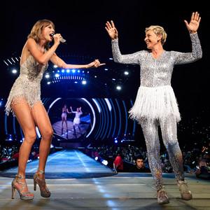 Taylor Swift, Celeb Cameos, Ellen