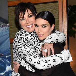 Kris Jenner, Kim Kardashian West