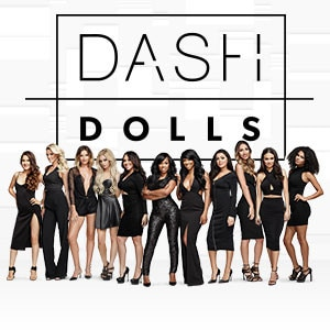 Dash Dolls S1 - Shows landing brick