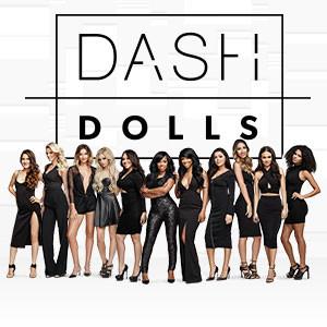 Dash Dolls S1 - Shows landing brick