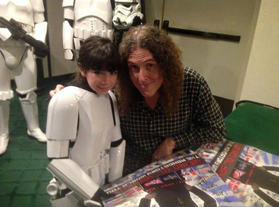 Storm Trooper, Star Wars, Weird Al, Facebook
