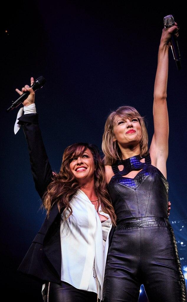 Taylor Swift, Celeb Cameos, Alanis Morissette