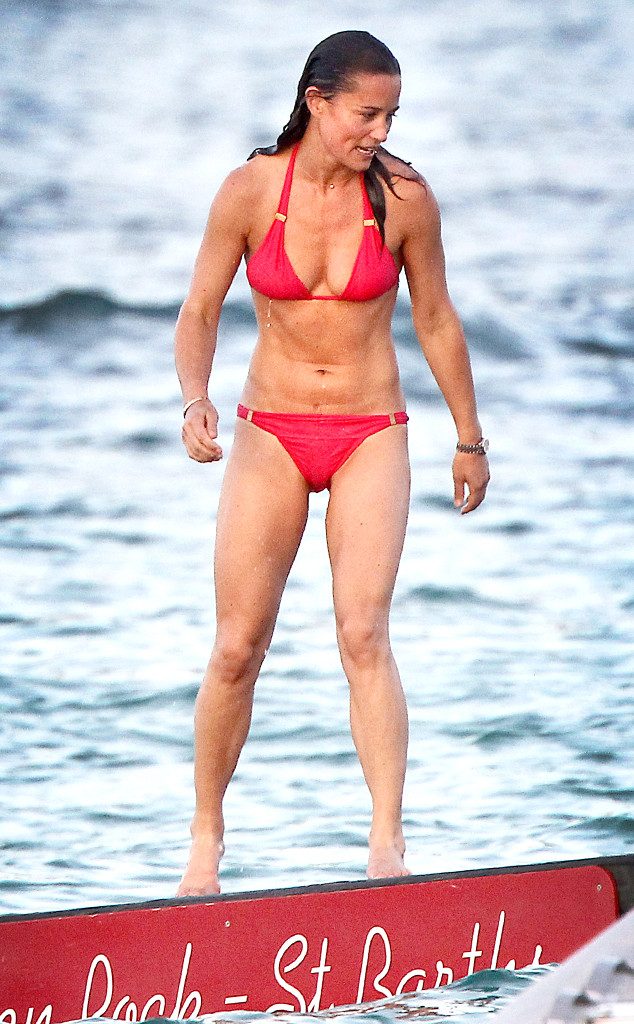 ESC: Pippa Middleton, Bikini