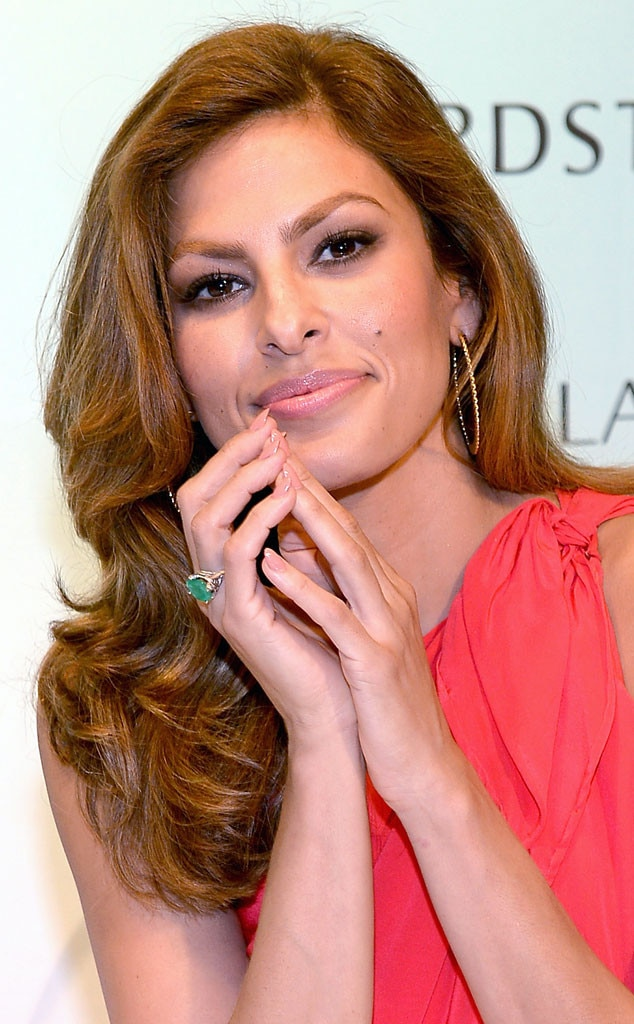 Eva Mendes Gushes Over...