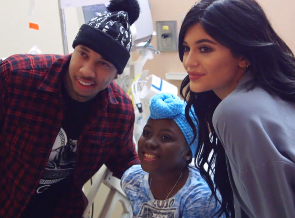 Do-Gooders from Kylie Jenner & Tyga's Cutest Pics