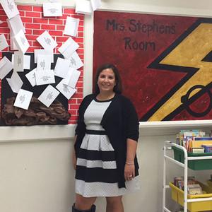 Stephanie Stephens, Harry Potter Classroom