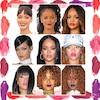 Rihanna Rainbow Lipsticks