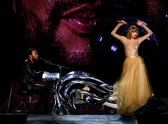 John Legend, Taylor Swift
