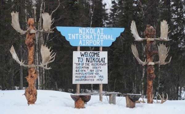 The Nikolai, Alaska