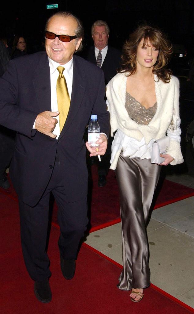 Lara Flynn Boyle, Jack Nicholson