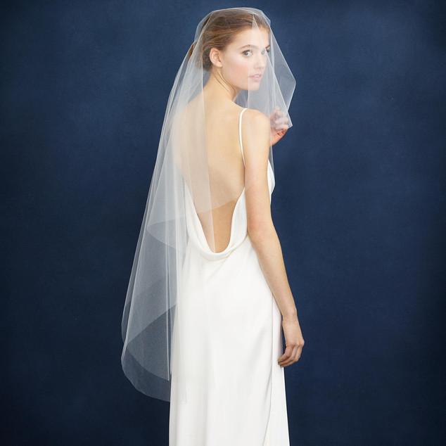 J Crew Jennifer Aniston Wedding Veils